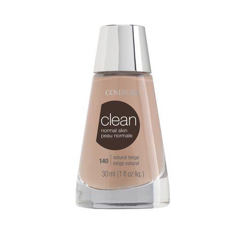 Fond de teint Clean pour peau normale de COVERGIRL - image 5 de 6