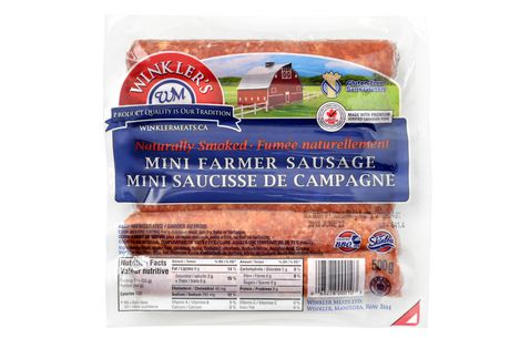 Image result for winkler farmers sausage