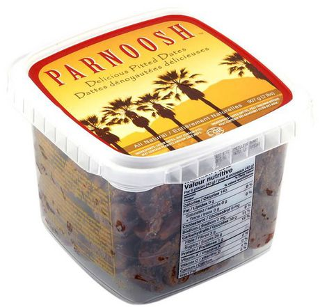Parnoosh All Natural Delicious Pitted Dates - image 1 of 2
