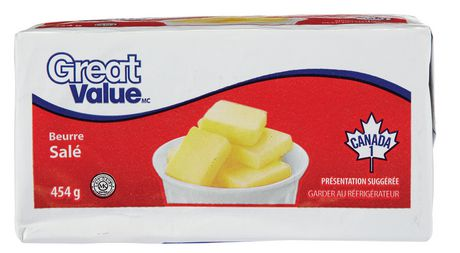 Great Value Salted Butter - image 3 of 4