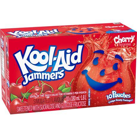 Kool-Aid Jammers, Cherry - image 2 of 6