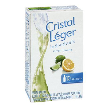 High Quality Crystal Light Singles Lemon Lime