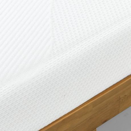 mattress foam. spa sensations 6-inch memory foam mattress