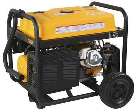 Génératrice portative à essence P05703 de Firman à 7 100/5 700 watts (série Performance) – autonomie prolongée - image 3 de 7