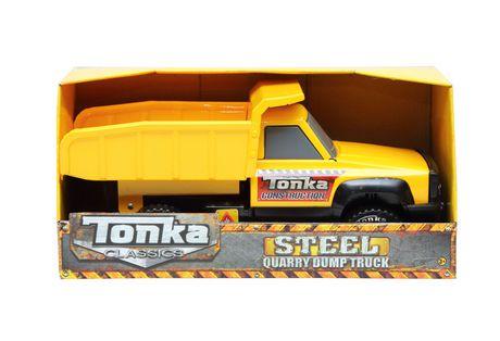 Camion benne classics de tonka en acier walmart canada - Camion benne tonka ...