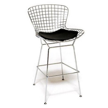 tabouret de bar bertoia de nicer furniture en noir walmart canada. Black Bedroom Furniture Sets. Home Design Ideas