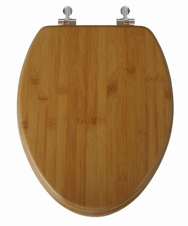Topseat Nature Bamboo Dark Wood Grain Impeccably Smooth