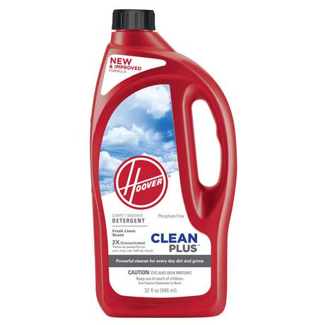 Hoover Clean Plus 2x Carpet Washer Solution Walmart Canada