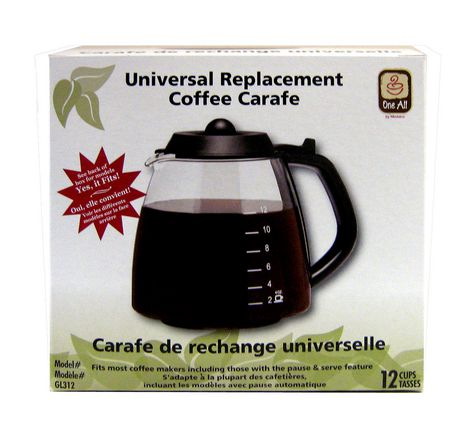 Medelco Universal Replacement Coffee Carafe - image 1 of 1
