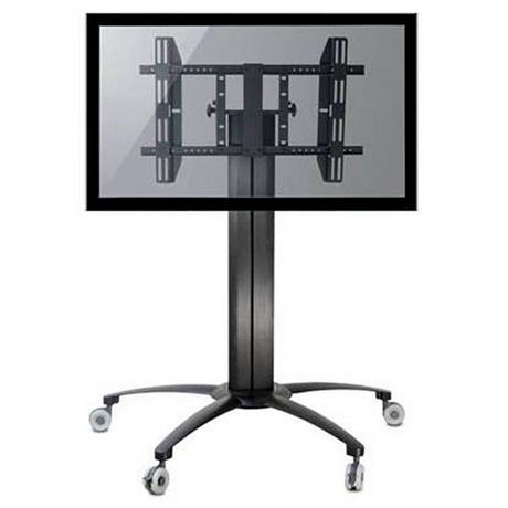 tygerclaw mobile tv stand for 32 55 tv lcd8501 walmart canada. Black Bedroom Furniture Sets. Home Design Ideas