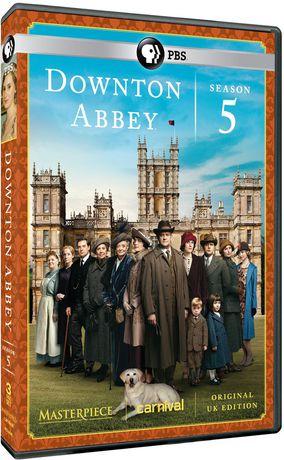 Série télévisée Downton Abbey - Saison 5 - image 1 de 1