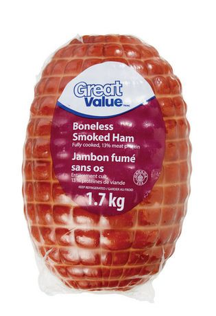 how to cook a fully cooked boneless smoked ham