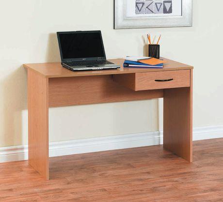 Simple Mainstays Computer Desk Exterior