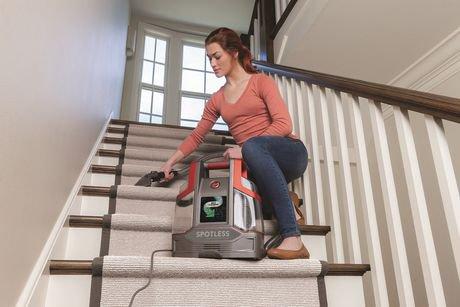 Hoover 174 Spotless Portable Carpet Amp Upholstery Cleaner