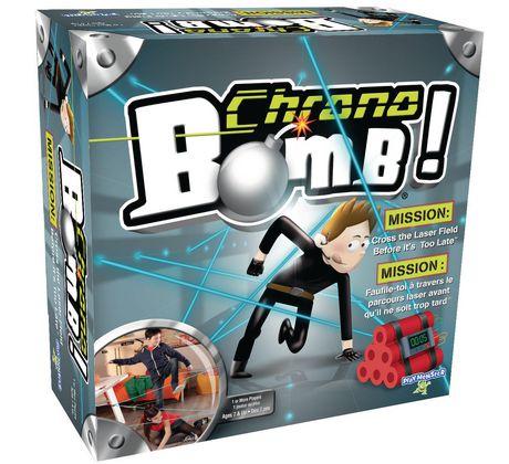PlayMonster Chrono Bomb® Spy Mission Game - image 1 of 1