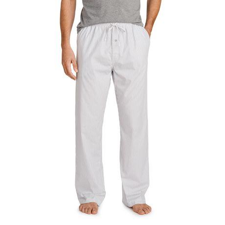 George Men's Cotton Sleep Pants - image 1 of 3