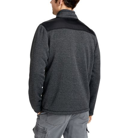 George Men's Fleece Jacket | Walmart Canada