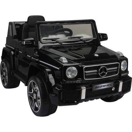 Best ride on cars licensed mercedes gls63 ride on for Walmart mercedes benz toy car