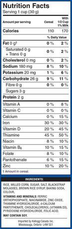 Kellogg's Crispix Cereal, 350g - image 10 of 11