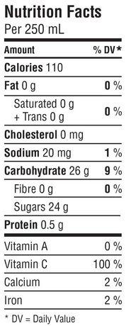 Oasis Classic 100% Juice Blend Orange Pure Breakfast 960mL - image 4 of 5