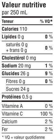 Oasis Classic 100% Juice Blend Orange Pure Breakfast 960mL - image 5 of 5
