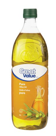 Great Value Pure Olive Oil - image 1 of 2