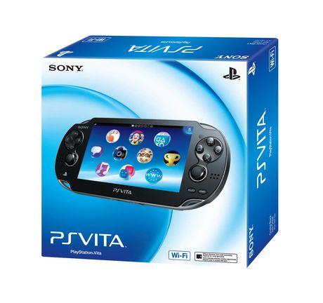 PlayStation® Vita (WiFi) System - image 1 of 3