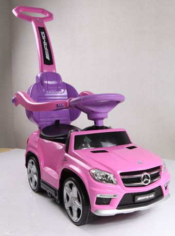 Best ride on cars officially licensed mercedes benz push for Walmart mercedes benz toy car