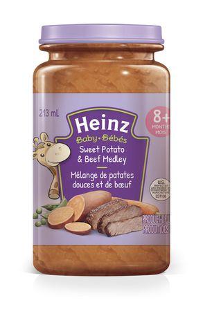 Heinz Sweet Potato Beef Medley Walmart Canada
