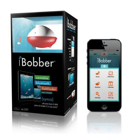 iBobber The Castable Bluetooth Smart Fish Finder - image 1 of 5