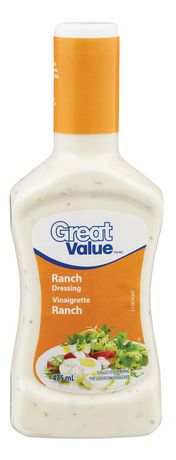 Great Value Ranch Dressing - image 1 of 2