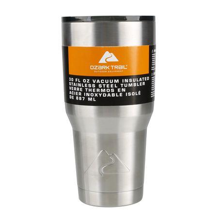 Ozark Trail Vacuum Insulated Stainless Steel Tumbler
