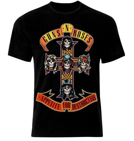 Guns N Roses Rock Mens Tee Walmart Canada