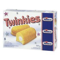 Hostess Twinkies Golden Cakes With Creamy Filling