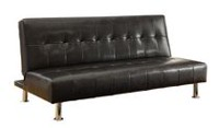 KLIK KLAK SOFA Black