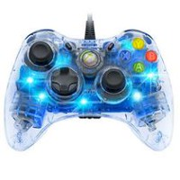 PDP Afterglow Wired Controller for Xbox 360 - Blue