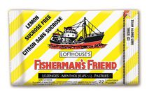 Fisherman's Friend Sucrose Free Cough Suppressant Lozenges