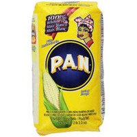 P.A.N. Pre-Cooked White Gluten Free Corn Meal