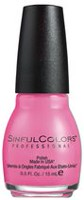 Vernis à ongles Revlon SinfulColors Pink Forever