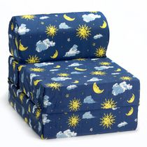 Comfy Kids Flip Chair Moon and Stars