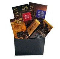 Baskets by On Occasion Godiva Greatness Gift Basket