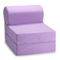 ComfyKids Flip Chair Purple