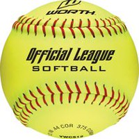 Softball Worth de Rawlings de 12 po
