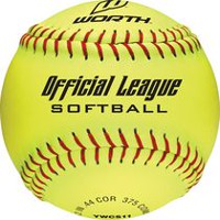 Softball Worth de Rawlings de 11 po