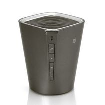 blackweb Soundstone Portable Wireless Speaker Grey