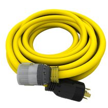 Universal Generator Extension Cord
