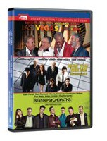 Collection de 3 films Last Vegas/Now You See Me/ Seven Psychopaths (DVD)