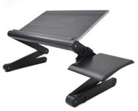 T-Zone XT Standing Desk Top Extender - black