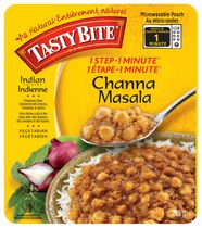Tasty Bite 1 Step - 1 Minute Indian Cuisine Channa Masala