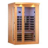 Canadian Spa Co. Huron 2 Person Far Infrared Sauna